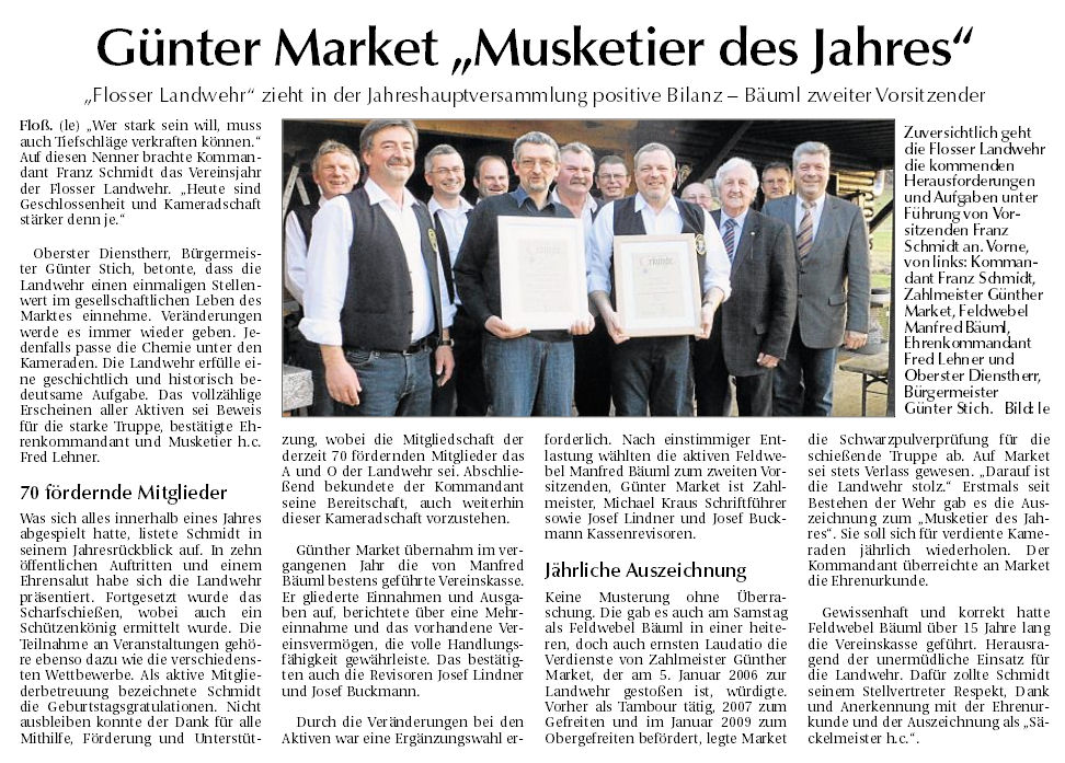 Musterung 2013